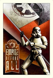 Empire Before All <br> (Canvas)
