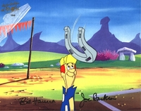 George Jetson Original Production Cel - The Jetsons
