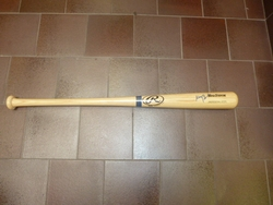 George Steinbrenner Signed Bat