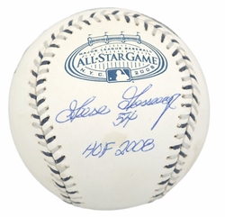 Goose Gossage<br> Signed  Baseball