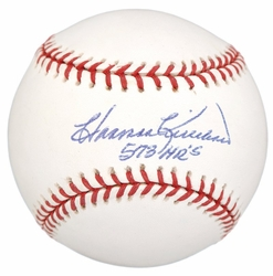 Harmon Killebrew<br> Signed  Baseball