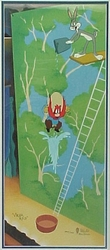 High Diving Sam  Bugs and Yosemite Sam