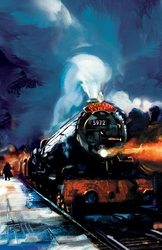 Hogwarts Express Canvas