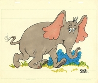 Horton The Elephant - Multiple / Miscellaneous Characters