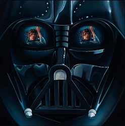 I Am Your Father <br> (Large Canvas)