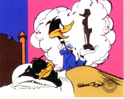 Impossible Dream Daffy Duck