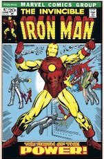 Invincible Iron Man 47