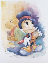 Jiminy Cricket Ltd Ed.
