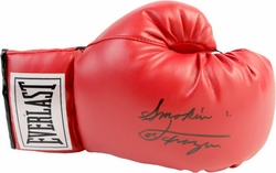 Joe Frazier Hand Signed Glove