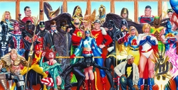 Justice Society: Generations Paper