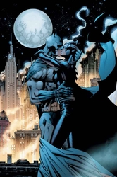 Kissing the Knight by Jim Lee