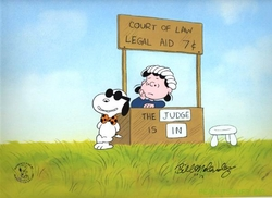 Legal Beagle Vs. Judge Lucy