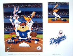 Looney Tunes Dodgers