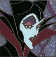 Maleficent Tile