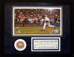 Mariano Rivera Last <br> Relief Pitcher Mini Collage