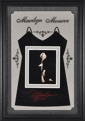 Marilyn Monroe Black Dress Collage