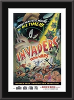 Marvin Invaders - Limited Editions