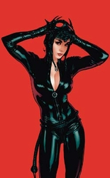 Meow! - Catwoman