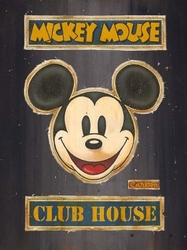 Mickey Mouse Club (Lot #3) Black