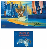 Mouse in Manhattan - Tom & Jerry
