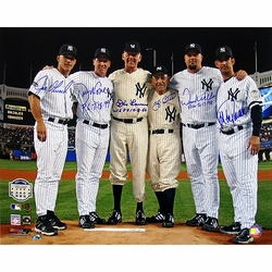 NY Yankees Perfect <br>Game Battery Mates