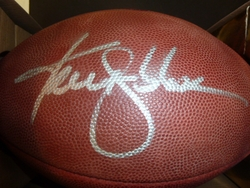 Oakland Raiders Ken Stabler <br> Signed Football