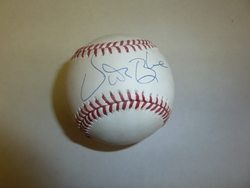 Official American League Baseball <br> Signed By Vida Blue