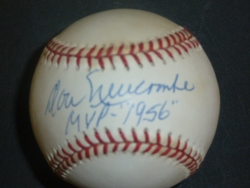 Official National League Baseball <br> Signed by Don Newcombe