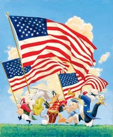 Patriotic Parade - Limited Editions