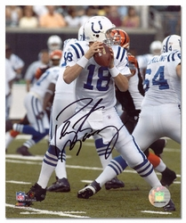 Peyton Manning Signed Photo