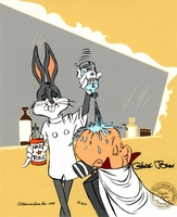 Rabbit of Seville II - SOLD OUT - Bugs Bunny Art