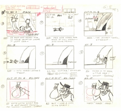Ruff & Ready Story Board