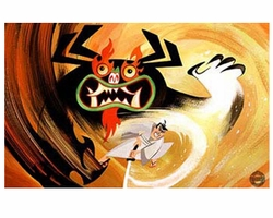 "Samurai Jack ""Main Titles"""