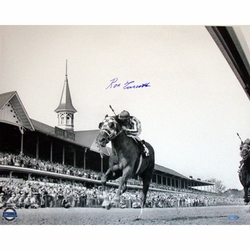Secretariat Kentucky Derby b/w