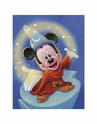 Sorcerer Mickey - Fantasia Magic