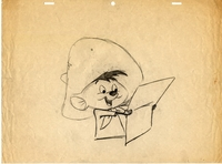 Speedy Gonzalez Original  - Production Drawings
