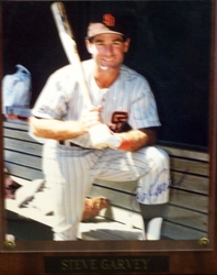 Steve Garvey <br> Signed Photo