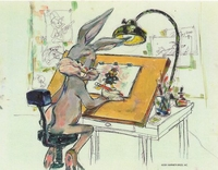 Still A Stinka - Bugs Bunny Art