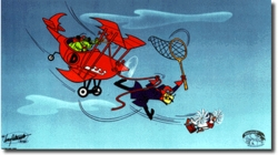 Stop That Pigeon <br> Dastardly & Mutley