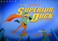 Superior Duck  Daffy Duck - Chuck Jones Sericels
