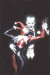 Tango with Evil by Alex Ross Giclee on Paper