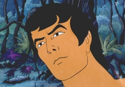Tarzan Production Cel #7