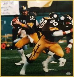 Terry Bradshaw Signed Photo