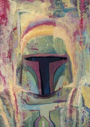 The Boba Fett <br> (Canvas)