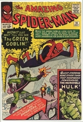 The Green Goblin Origins