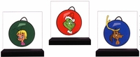 The Grinch and Friends Portrait Set - How The Grinch Stole Christmas