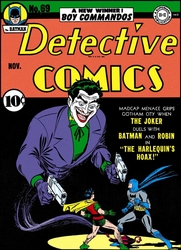 """The Harlequin's Hoax!"""