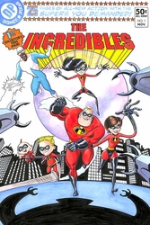 """The Incredibles #1"""