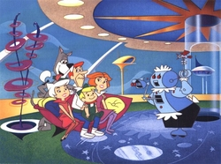 """The Jetsons Photo Opportunity"""