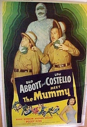 The Mummy Abbott & Costello